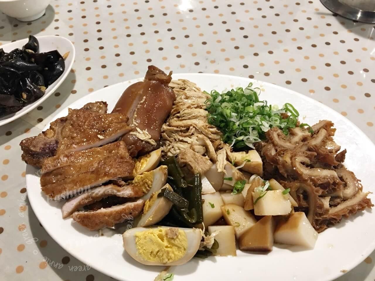 陸光小吃館,懷舊復古的眷村菜,小菜每樣都好好吃