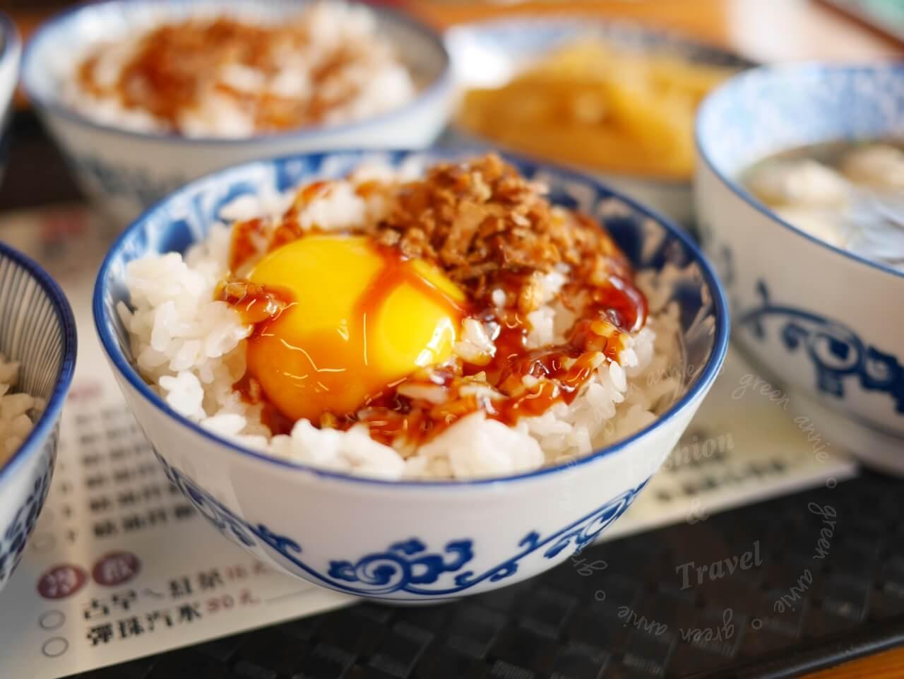 鼎富發豬油拌飯,台南傳統古早味-IG打卡熱點必吃美食