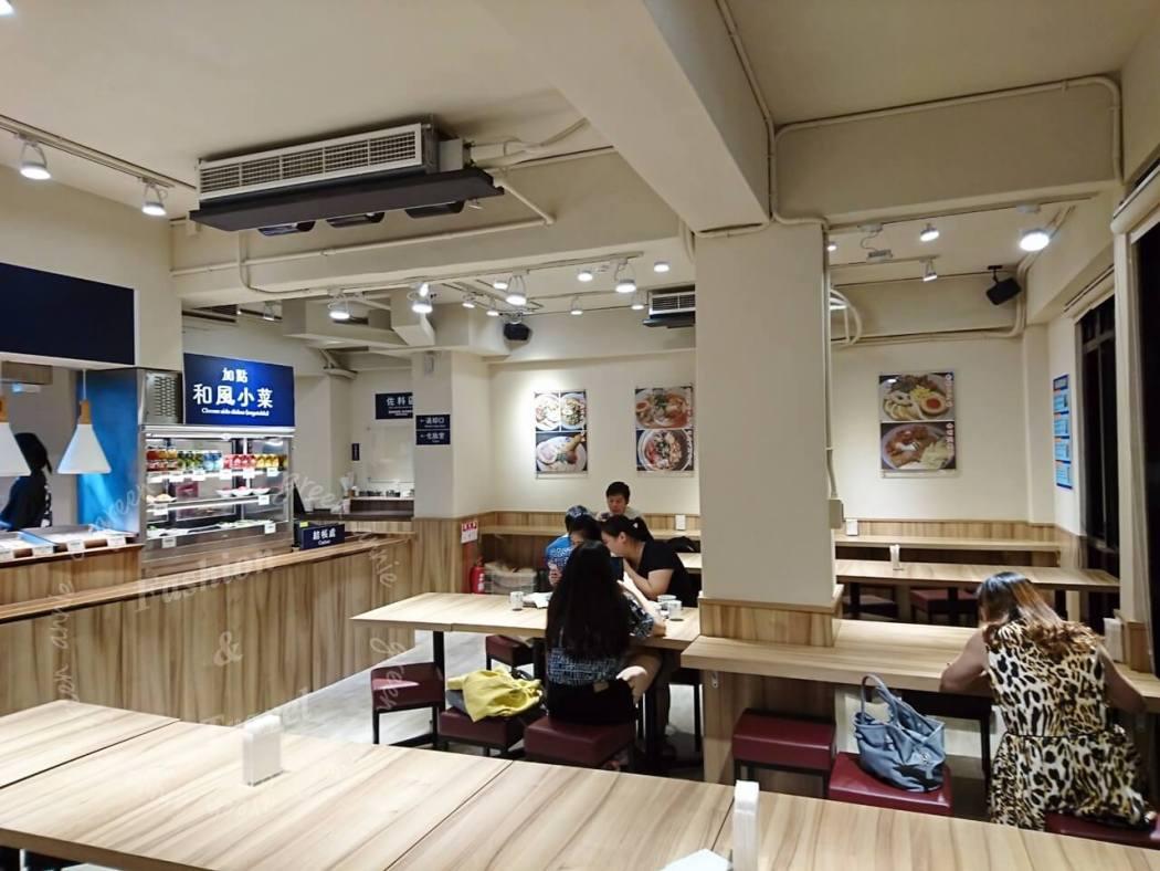 香川屋讚岐烏龍麵,麵量多、湯頭好、眾多日式小菜可選擇-大直(實踐大學)