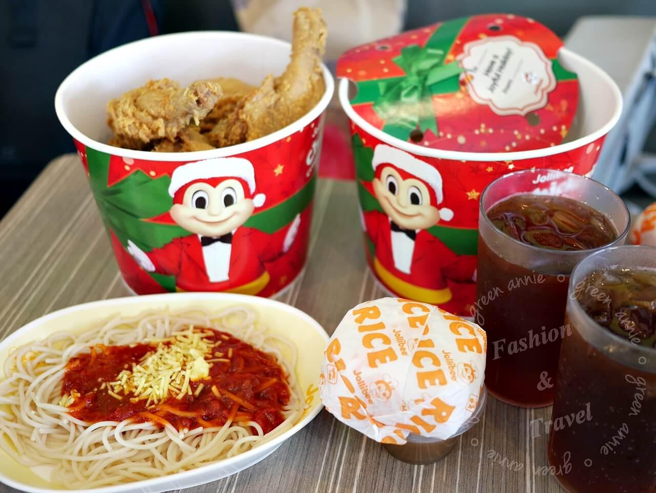 菲律賓旅遊,必吃Jollibee超美味炸雞和起士薯條