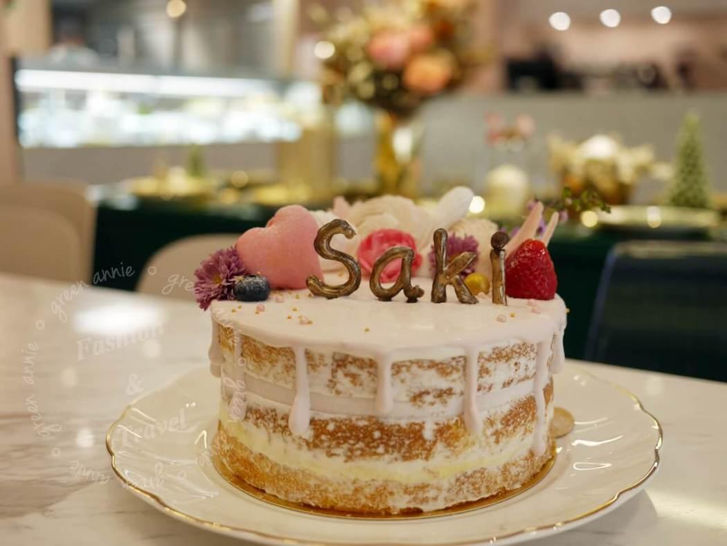 Cher Mouton 姆桐 花蛋糕