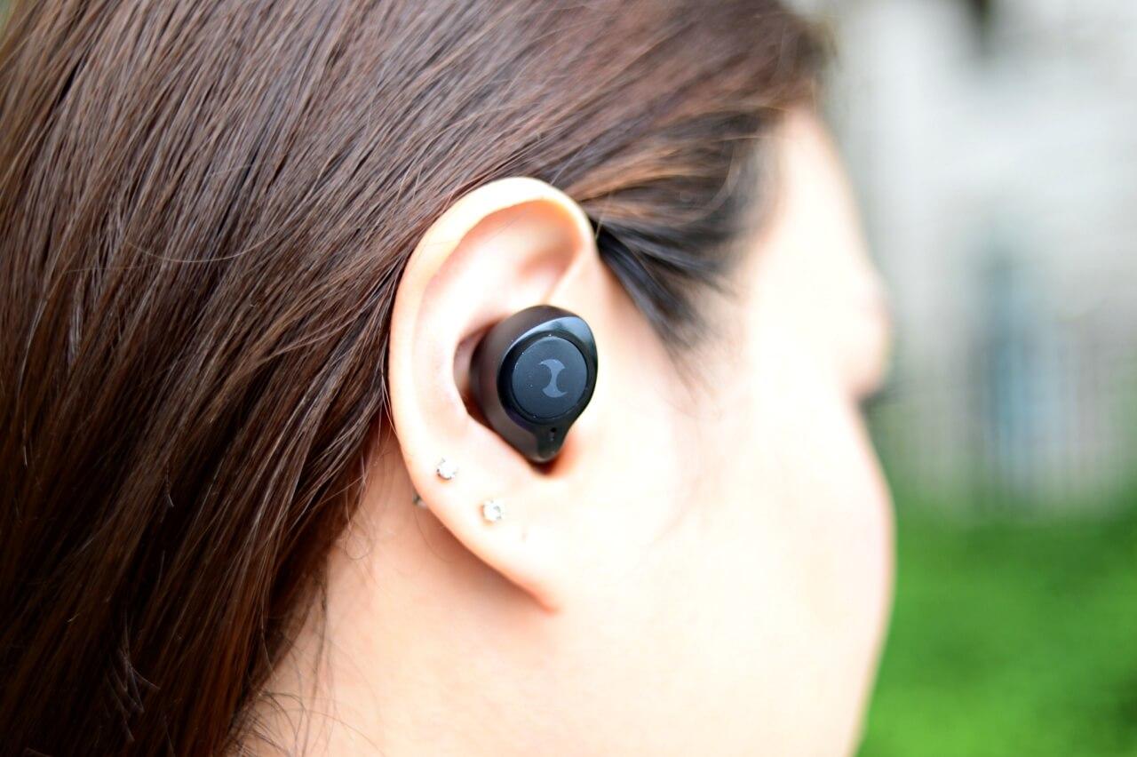 PURDIO NEXTER真無線藍牙耳機,採用石墨烯讓音質大大提升,支援 IPX5 防塵防水