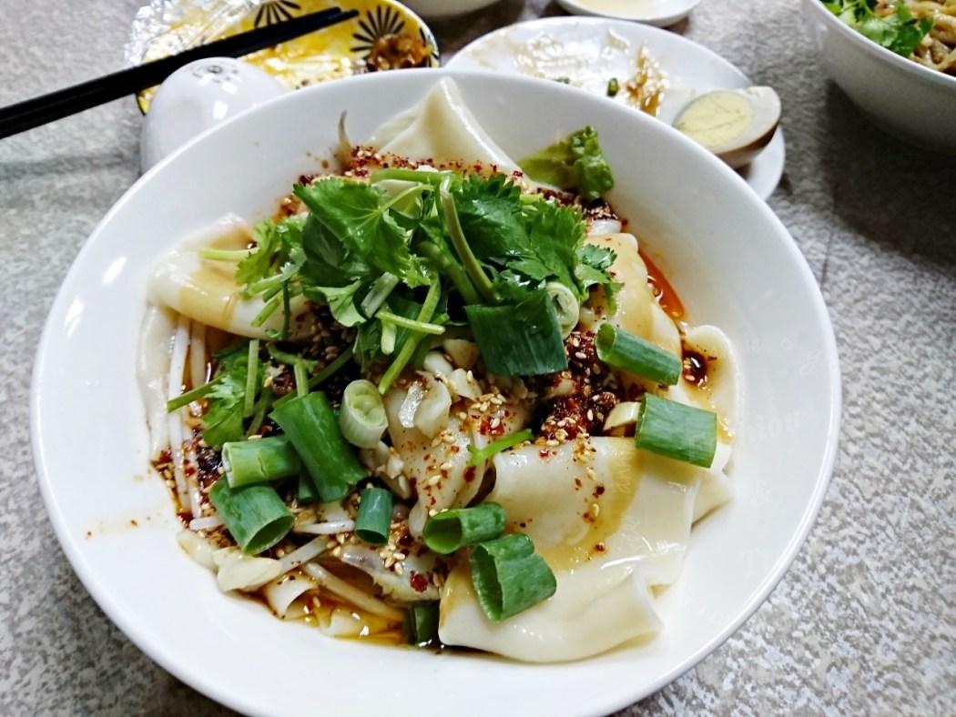 三重龍門路美食-河南熗鍋麵