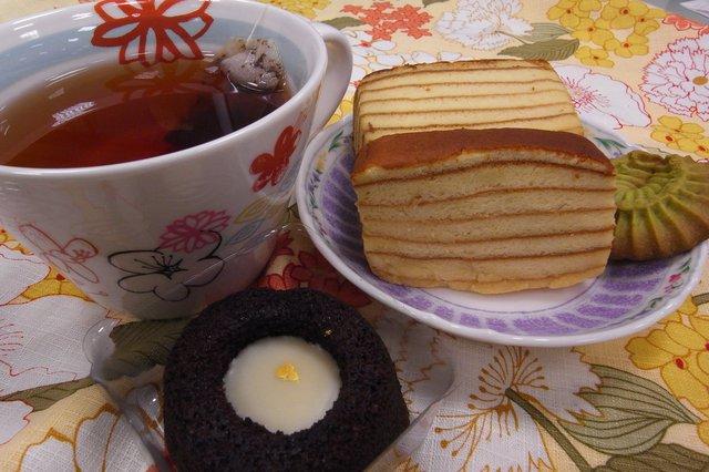 【安妮愛吃】TEA TIME… @吳大妮。Annie