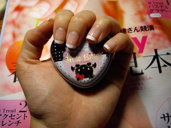 【安妮愛漂亮】法式指甲。。 @吳大妮。Annie