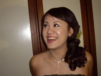 4/7新娘造型..練習 @吳大妮。Annie