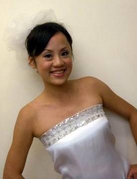 9/13……新娘妝創作練習… @吳大妮。Annie