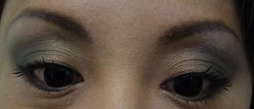 8/28….七○年代彩粧練習 @吳大妮。Annie