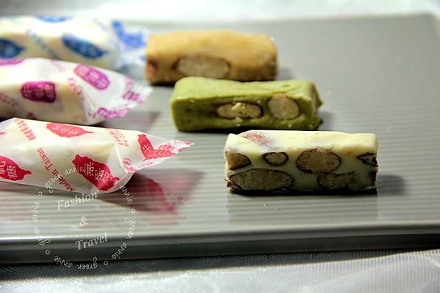 【試吃美食】喜瑞多牛軋糖~~甜而不膩好滋味