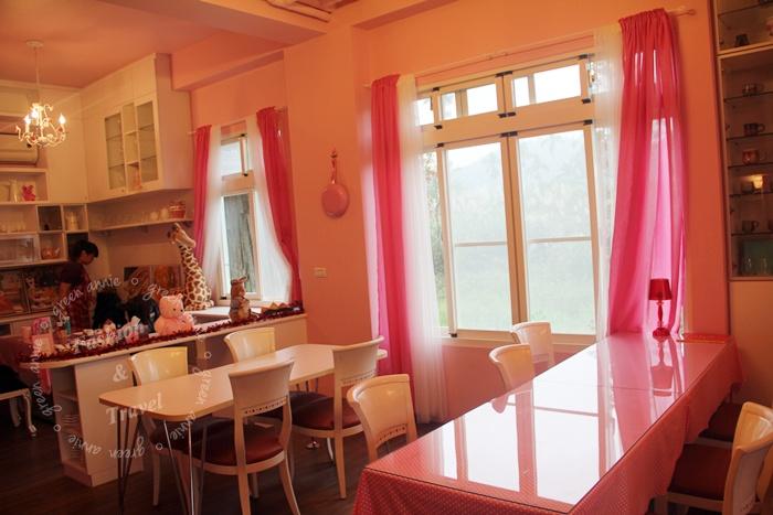 小熊粉紅屋