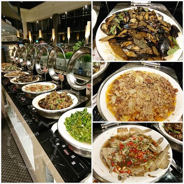 千葉火鍋,吃到飽~食材種類多。熟食區也超豐富【新北火鍋】 @吳大妮。Annie