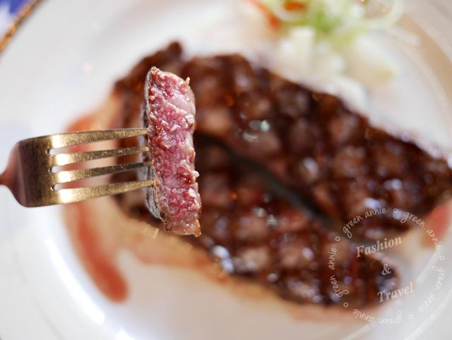 【台中美食】武之牛碳燒牛排館~平價肉質好的牛排館@台中南屯 @吳大妮。Annie