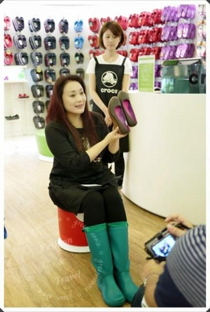 2013 crocs 秋冬新款讓人耳目一新 @吳大妮。Annie