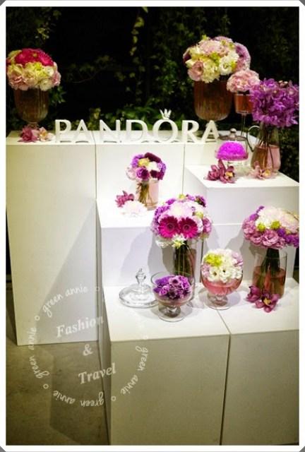 【活動】2014 PANDORA手鍊百花綻放幸福無限~新款搶先看 @吳大妮。Annie