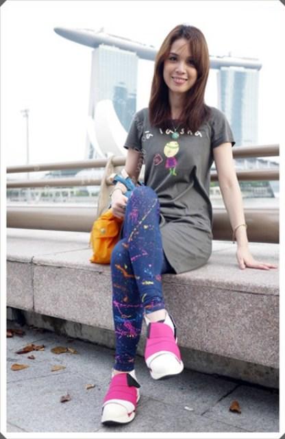 【敗家】旅行的好穿搭~義大利 FESSURA~連在新加坡也巧遇 @吳大妮。Annie