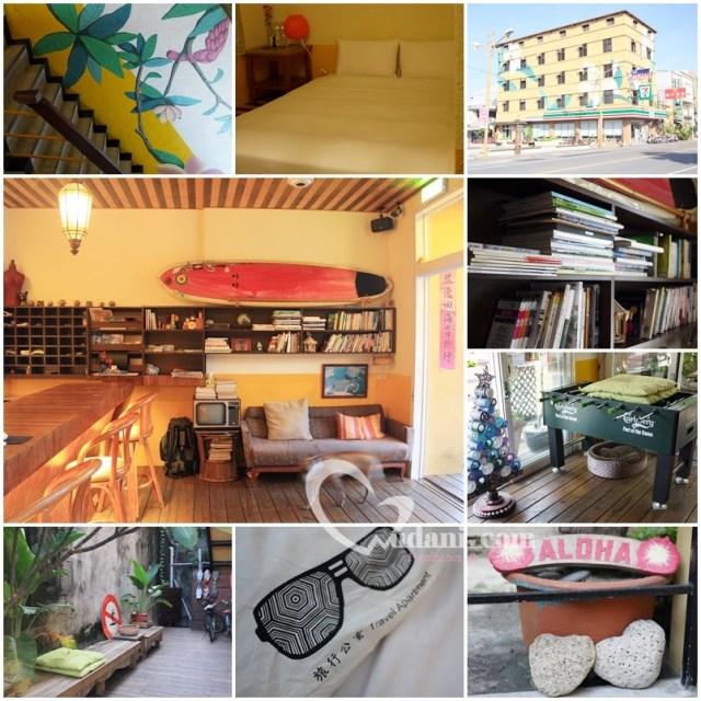 【住宿】恆村古城之旅~~背包客的最愛旅行公寓Travel apartments @吳大妮。Annie