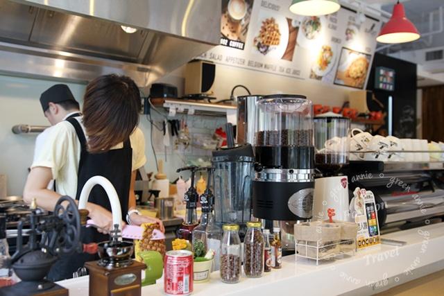 【美食】GUFO27超可愛貓頭鷹貓頭鷹早午餐複合式餐廳~免服務費有wifi及插座 @吳大妮。Annie