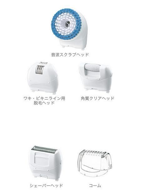 【日本東京】BIC CAMERA購物~Panasonic ES-ED95 soie 多功能脫毛機&PHILIPS 洗臉機-薰衣草紫 @吳大妮。Annie