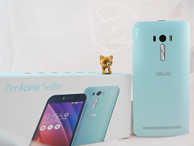 【3C】ASUS ZenFone Selfie 5.5吋八核神拍機~讓我隨時隨地拍出好照片 @吳大妮。Annie