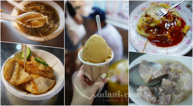 【美食】基隆廟口夜市~美味小吃吃透透~不定期更新 @吳大妮。Annie