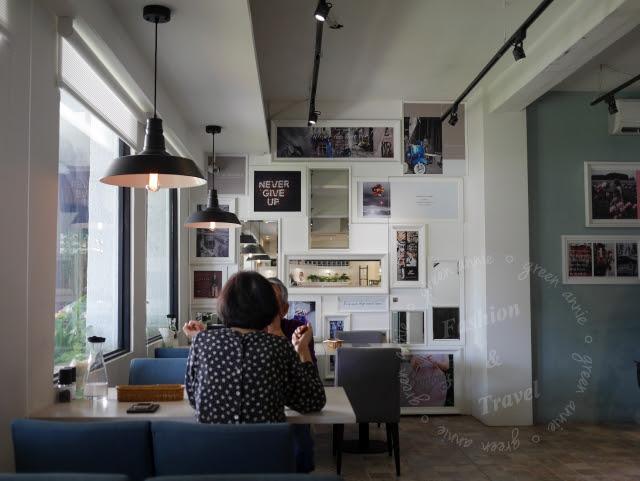 咖啡瑪榭~可愛小洋房~用餐環境舒適@台中 (已歇業) @吳大妮。Annie