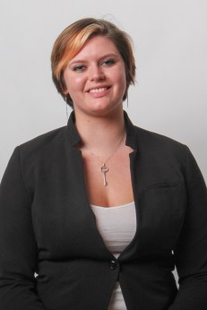 PR Manager Olivia McCarthy