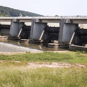 Hochwasserrückhaltebecken Salzderhelden