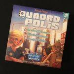Eine süße kleine Schachtel...Quadropolis Erweiterung von Days of WOnder