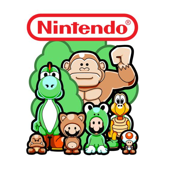 Mario Forest