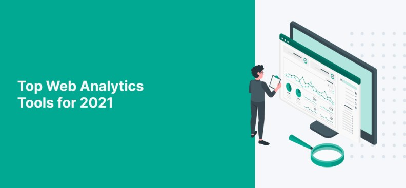 Top 5 Web Analytics Tools for 2021