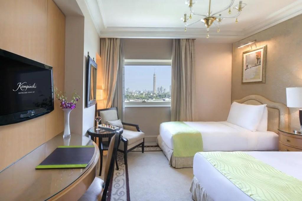اجمل فنادق في القاهرة وسط البلد