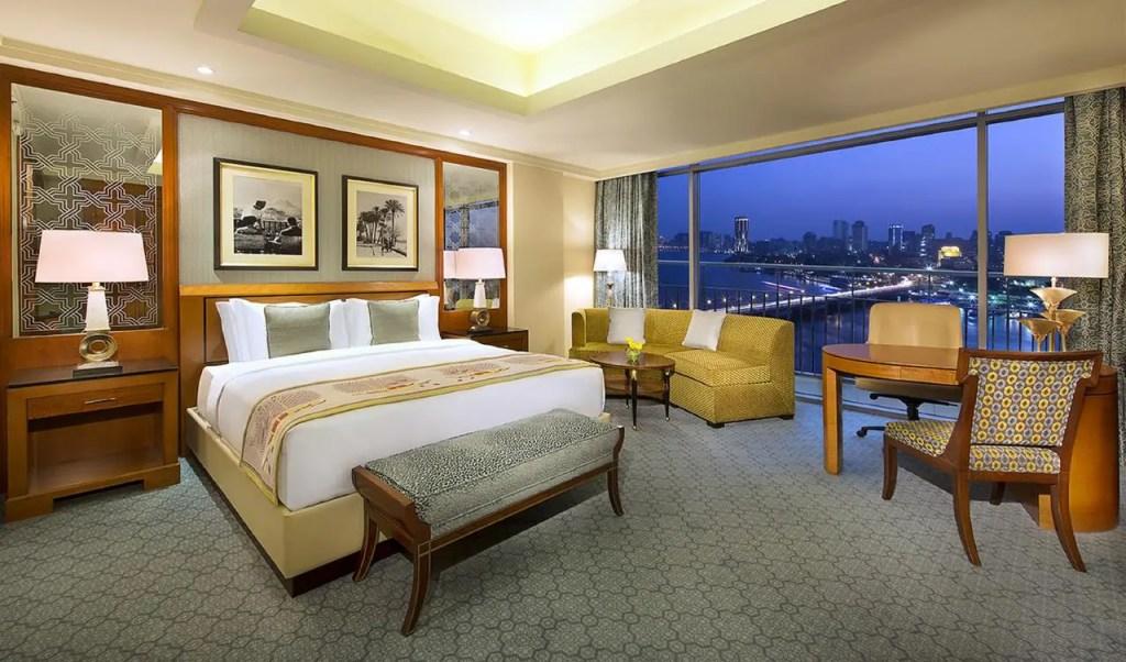 أشهر فنادق في القاهرة وسط البلد