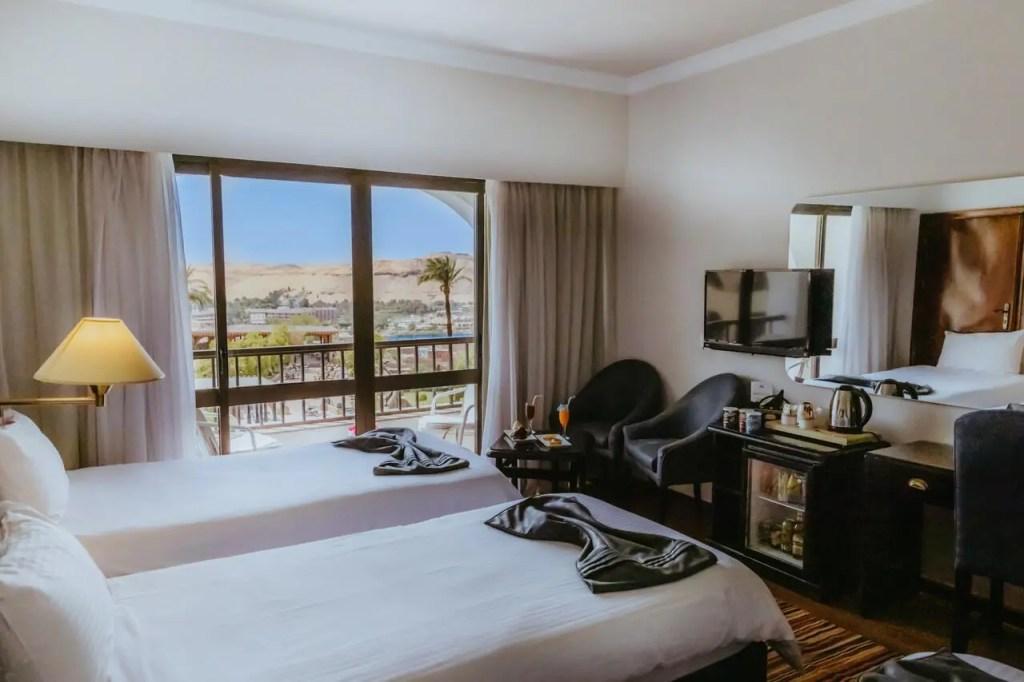 فنادق مصر بأسوان