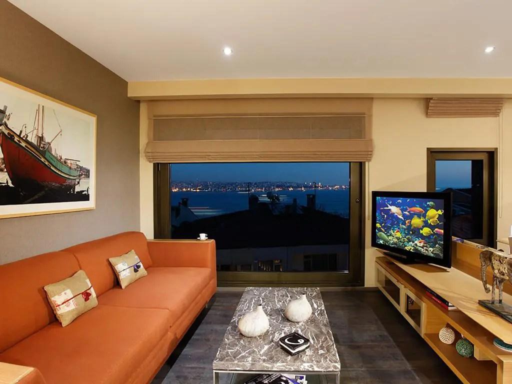 فنادق مطله على البسفور اسطنبول