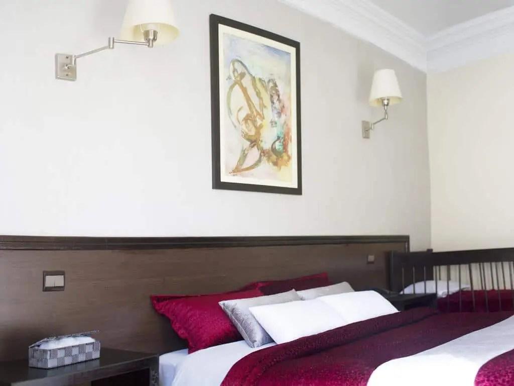 فنادق أغادير رخيصة