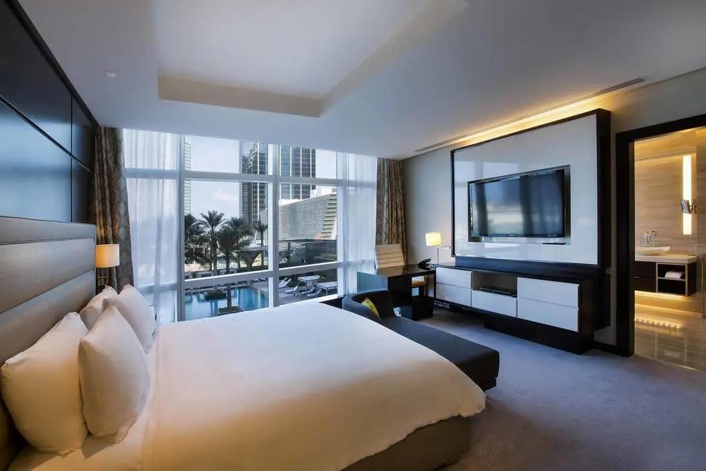 فنادق في جزيرة الريم