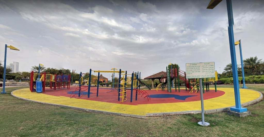 حديقة العائلة ابوظبي