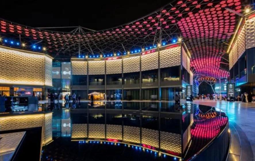 مولات دبي الجديده