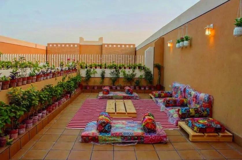 فلل للايجار في شرق الرياض
