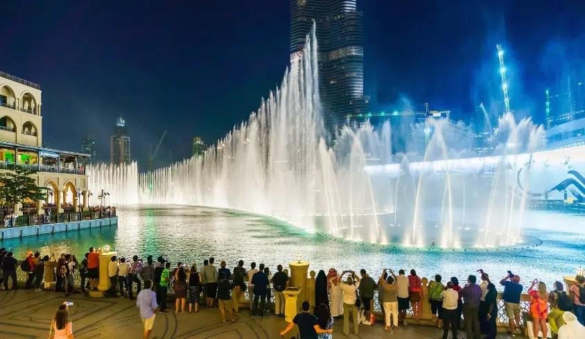 دبي مول محلات