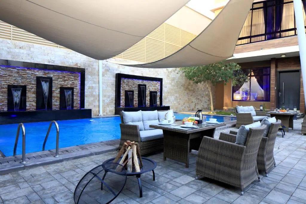 شاليهات شمال الرياض للايجار