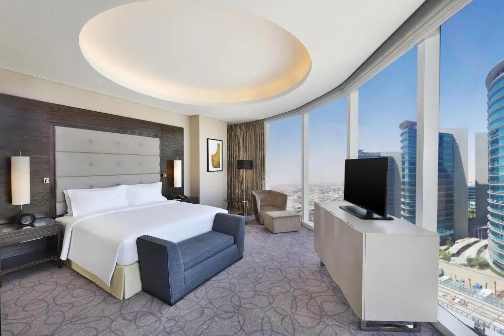 فندق شرق الرياض