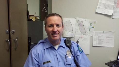 Officer Paul Henkhaus
