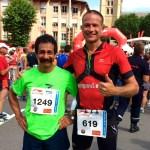 Semi-Marathon Marvejols-Mende - Bernardo Arias - Lex Reinhart