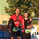 Trail Ronde de Crussol - Lex Reinhart - Christopher Reinhart