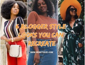 Blogger Style Looks Wumi Tuase Nigerian Style Blogger