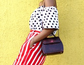 Print Clash Nigerian Style Blogger Cassie Daves Revamp Your Wardrobe Wumi Tuase