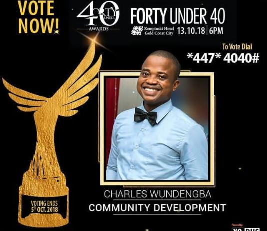 Charles Wundengba, CEO, Wundef Group