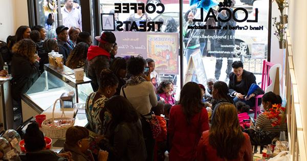Black-Owned Ice Cream Shop