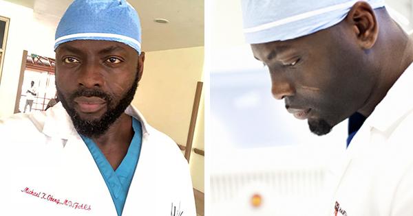 Dr. Michael Obeng